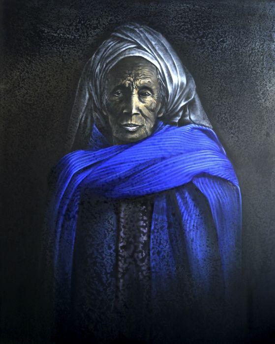 PORTRAIT 84 - BURMA