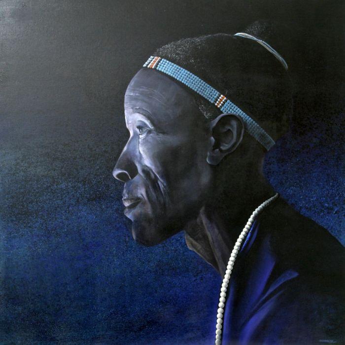 AFRICAN TWILIGHT I